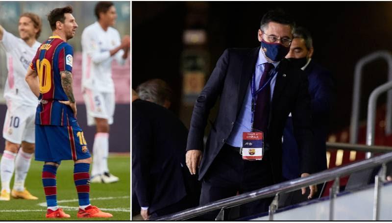 Barcelona President Josep Maria Bartomeu Has Resigned